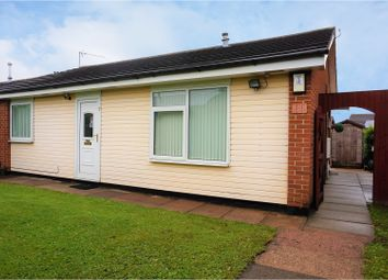 Thumbnail 2 bed detached bungalow for sale in Wigman Road, Nottingham