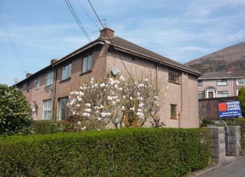 Thumbnail 3 bed end terrace house to rent in Elba Avenue, Margam, Port Talbot