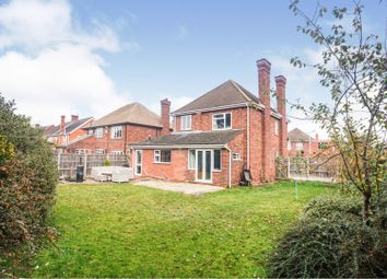 4 bed detached house for sale in Swallowbeck Avenue, Lincoln LN6