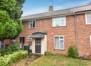 Thumbnail 3 bed end terrace house for sale in Evenlode Close, Bicester
