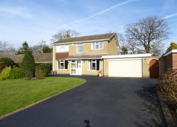 Thumbnail 3 bed detached house for sale in Castle Rock Drive, Coalville, Leicestershire