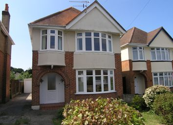 Thumbnail 3 bedroom detached house to rent in Nansen Avenue, Poole
