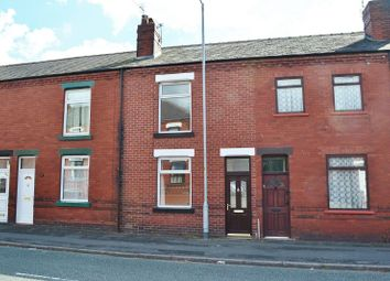Thumbnail 2 bed terraced house to rent in Bradshaw Street, Whelley, Wigan