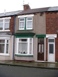 Thumbnail 3 bedroom terraced house for sale in Edward Street, Middlesbrough