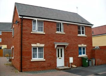 Thumbnail 3 bed detached house to rent in Mayflower Drive, Saxon Gate, Hereford
