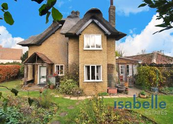 Thumbnail 2 bed cottage for sale in Gamlingay Road, Waresley