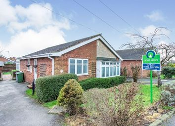 Thumbnail 3 bed bungalow to rent in Linden Avenue, Tuxford, Newark