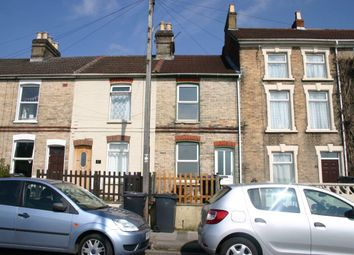 Thumbnail 2 bed terraced house to rent in Rampart Road, Salisbury