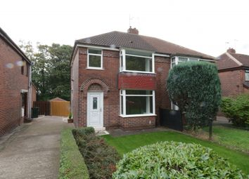 Thumbnail 3 bed semi-detached house for sale in Oaks Lane, Rotherham