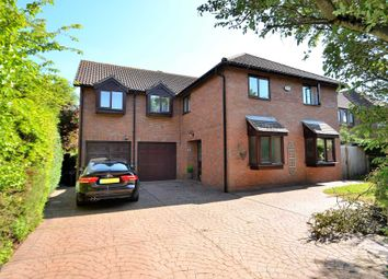 5 bed detached house for sale in Aldrich Drive, Willen, Milton Keynes MK15