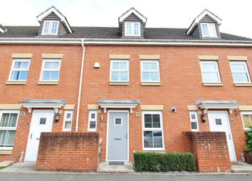 Thumbnail 3 bedroom town house for sale in Brigantine Close, Newport