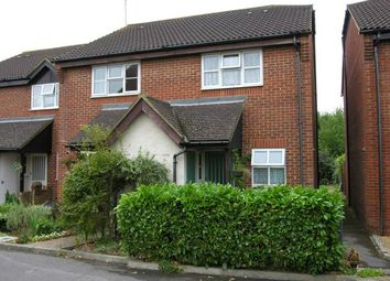 Thumbnail 2 bed end terrace house to rent in Tongham Meadows, Tongham, Farnham