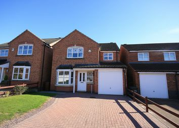 Thumbnail 4 bed detached house to rent in Veteran Close, Wootton, Northampton