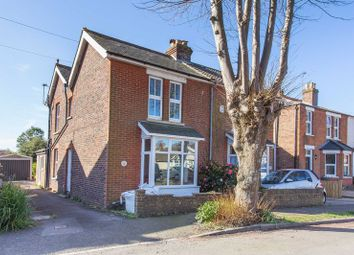 Thumbnail 3 bed semi-detached house for sale in Southbourne Avenue, Emsworth