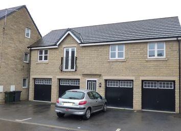 Thumbnail 2 bed flat for sale in Mill Race Lane, Laisterdyke, Bradford