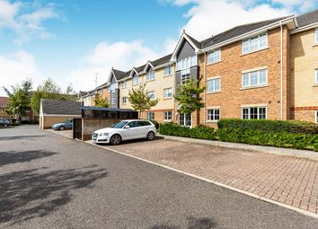 Thumbnail 2 bed flat for sale in Priestley Road, Stevenage, Hertfordshire