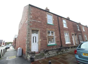 Thumbnail 3 bed end terrace house for sale in Clementina Terrace, Currock, Carlisle