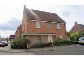 Thumbnail 3 bed detached house for sale in Hewitt Road, Basingstoke