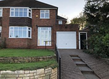 Thumbnail 3 bed semi-detached house to rent in Wakeley Hill, Penn, Wolverhampton, West Midlands