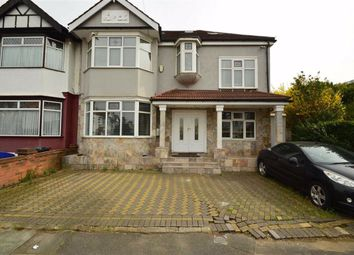 Thumbnail 7 bed semi-detached house for sale in Studley Drive, Ilford, Essex