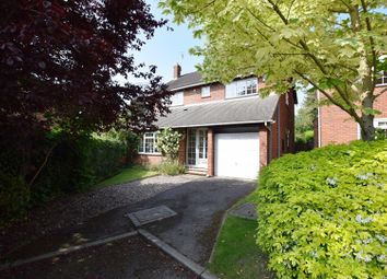 Thumbnail 4 bed detached house for sale in St. Margarets Court, Crewe