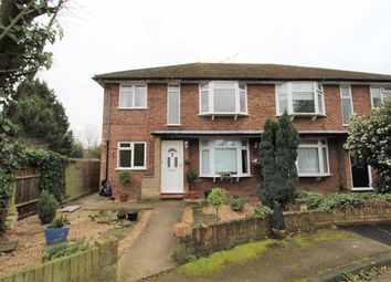 Thumbnail Maisonette to rent in Algers Mead, Loughton, Essex