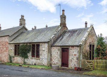 Thumbnail 1 bed cottage for sale in Greenlaw, Duns, Scottish Borders