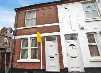 Thumbnail 2 bed end terrace house for sale in Lyndhurst Road, Sneinton, Nottingham