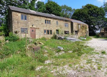 Thumbnail 3 bed farmhouse for sale in Uppertown Farm, Cullumbell Lane, Uppertown, Ashover