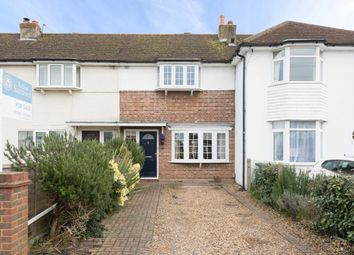 Thumbnail 2 bed terraced house for sale in Boleyn Drive, West Molesey