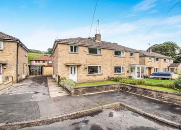 Thumbnail 3 bed semi-detached house for sale in The Glen, Todmorden