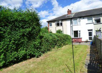 Thumbnail 3 bed terraced house to rent in Longwood View, Crossflatts, Bingley