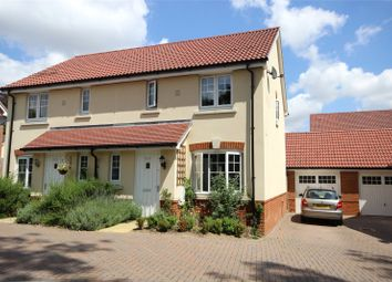 Thumbnail 3 bed semi-detached house for sale in Garstons Way, Holybourne, Alton, Hampshire