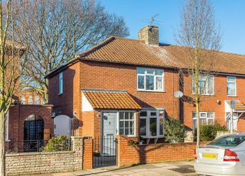 Thumbnail 3 bedroom end terrace house for sale in Boileau Road, London