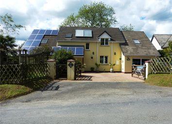 Thumbnail 5 bed detached house for sale in Troed Y Rhiw, Llanfallteg, Whitland, Carmarthenshire