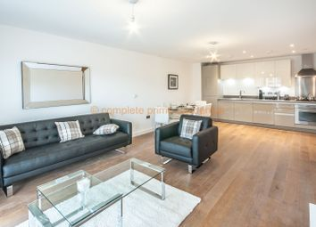 Thumbnail 3 bed flat to rent in Babbage Point, Greenwich