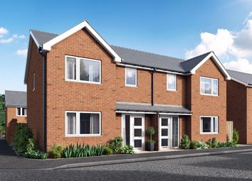 Thumbnail 3 bed semi-detached house for sale in Holt Street, Tyldesley, Manchester