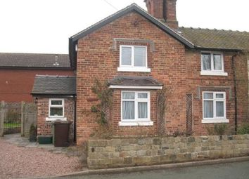 Thumbnail 3 bed cottage to rent in School Lane, Stafford