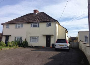 Thumbnail 2 bed flat to rent in Windmill Hill Road, Glastonbury
