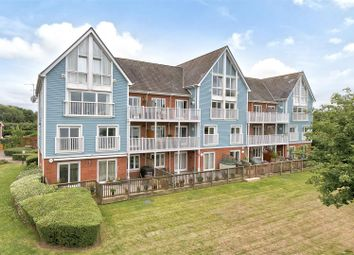 Thumbnail 3 bed flat for sale in Perch Close, The Lakes, Larkfield