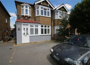 Thumbnail 3 bed detached house to rent in Tenniswood Road, Enfield
