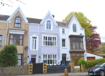 Thumbnail 5 bed terraced house for sale in Eaton Crescent, Uplands, Swansea