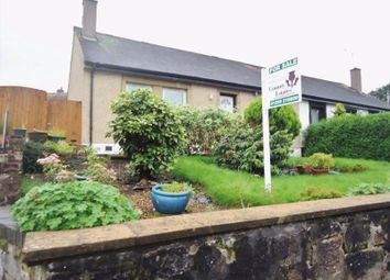 Thumbnail 2 bed semi-detached bungalow for sale in Main Street, Coalsnaughton, Tillicoultry