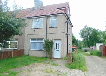 Thumbnail 4 bedroom semi-detached house for sale in Broom Avenue, St Pauls Cray