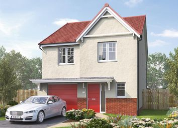 """Thumbnail 4 bed detached house for sale in """"The Holbury"""" at Aurs Road, Barrhead, Glasgow"""
