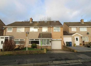 Thumbnail 5 bed semi-detached house for sale in Wellfield Close, Throckley, Newcastle Upon Tyne
