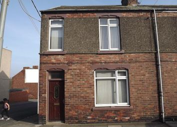 Thumbnail 3 bed end terrace house to rent in Wensley Terrace, Ferryhill, Durham