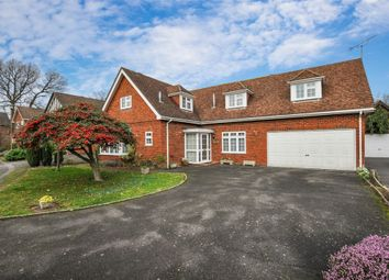 Thumbnail 3 bed detached house for sale in Tudor Park, Amersham, Buckinghamshire