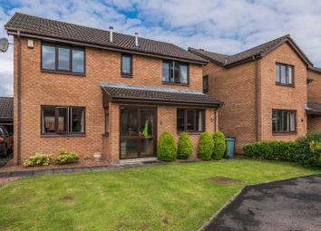 Thumbnail 4 bed detached house for sale in 6 Clufflat Brae, South Queensferry, Edinburgh