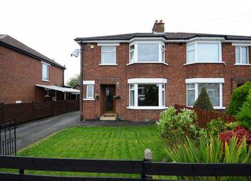 Thumbnail 3 bed semi-detached house for sale in Norwood Avenue, Belmont, Belfast